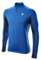Wilson Staff Men's Performance Thermal Tech 1/2 Zip Pullover Shirt Top 3 Colors