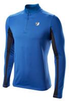 Wilson Staff Men's Performance Thermal Tech 1/2 Zip Pullover Shirt Top 3 Colors