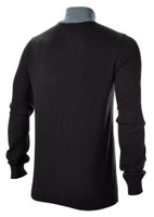 Wilson Staff Mens Performance Turtleneck Sweater 1/2 Zip Pullover Shirt Top Golf