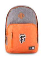New Era San Francisco Giants Cram Action Backpack MLB Baseball Team Laptop Slot