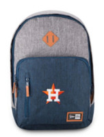New Era Houston Astros Cram Action Backpack MLB Baseball Team Laptop Slot