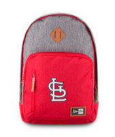 New Era St Louis Cardinals Cram Action Backpack MLB Baseball Team Laptop Slot