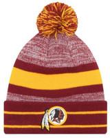 New Era 2019 NFL Washington Redskins Cuff Pom Knit Hat Beanie Stocking Winter