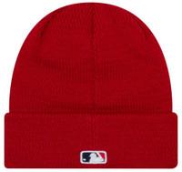 New Era MLB St Louis Cardinals Sport Stocking Knit Hat Beanie Cuff Skull Cap