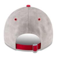 New Era NFL San Francisco 49ers Baseball Hat Cap Spotlight 9Twenty Faux Suede