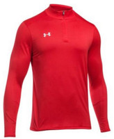 Under Armour Men's UA Locker 1/4 Zip Pullover Athletic Shirt Sport 5 Colors
