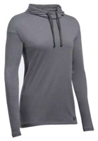 Under Armour Women's Stadium Hoodie Hoody UA Lightweight Pullover 6 Colors