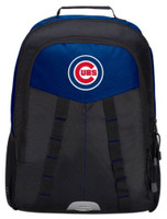 Northwest MLB Chicago Cubs Scorcher Backpack MLB Padded Laptop Pocket Illinois