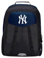 Northwest MLB New York Yankees Scorcher Backpack MLB Padded Laptop Pocket NYC