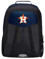 Northwest MLB Houston Astros Scorcher Backpack MLB Padded Laptop Pocket Texas