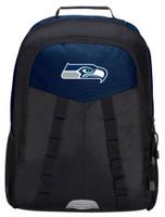 Northwest NFL Seattle Seahawks Scorcher Backpack NFL Padded Laptop Pocket