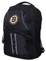 Northwest NHL Boston Bruins Captain Backpack NHL Fan Padded Back Mesh Sides MA