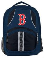 Northwest MLB Boston Red Sox Captain Backpack MLB Fan Padded Back Mesh Sides MA