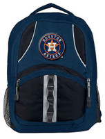 Northwest MLB Houston Astros Captain Backpack MLB Fan Padded Back Mesh Sides TX