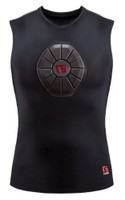 G-Form Unisex Baseball Sternum Padded Chest Tee Tank Shirt Protection SN01020
