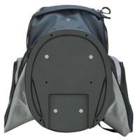 Wilson NFL Golf Cart Bag Pittsburgh Steelers 11 Pockets Rain Hood Football
