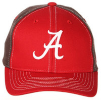 Zephyr University of Alabama Crimson Tide Rebel College Ball Cap Collegiate