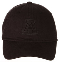 Zephyr University of Arizona A Echo College Baseball Cap Hat Tucson Collegiate
