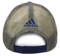 Adidas NHL Hockey St. Louis Blues Trucker Cap Hat STR Mesh Back Missouri MO