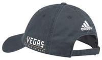 Adidas NHL Hockey Vegas Knights Baseball Cap Dad Ligature Hat Adjustable Nevada