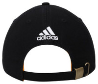 Adidas NHL Hockey Pittsburgh Penguins Baseball Cap Dad Ligature Hat Adjustable