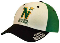 Adidas NHL Hockey Minnesota North Stars Baseball Cap Hat Adjustable Minneapolis