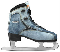 Roces Men/'s ICY 3 Sport and Leisure Ice Skates Hockey Lace-Up Superior Italian