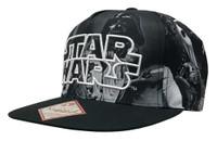 REX Star Wars Sublimated Image Hat Cap Walt Disney Size 14+ Snapback Adjustable