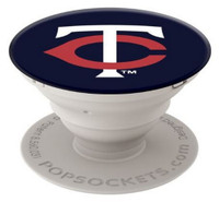 Popsockets MLB Minnesota Twins Cell Phone PopGrip Swappable for Phones & Tablets