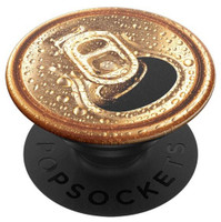 Popsockets Crack a Cold One Cell Phone PopGrip Swappable for Phones & Tablets