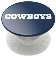 Popsockets NFL Dallas Cowboys Cell Phone PopGrip Swappable for Phones & Tablets