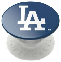 Popsockets MLB Los Angeles Dodgers Cell Phone PopGrip Swappable Phones & Tablets