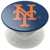 Popsockets MLB New York Mets Cell Phone PopGrip Swappable for Phones & Tablets