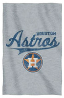 Northwest MLB Houston Astros Stadium Sweatshirt Throw Blanket Spread Texas TX