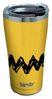 Tervis Peanuts Charlie Brown Stripe 20 oz. Stainless Tumbler Travel Cup Mug USA