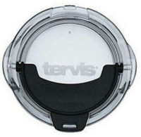 Tervis  American Flag Laser-Engraved 30 oz. Stainless Tumbler Travel Cup Mug Lid
