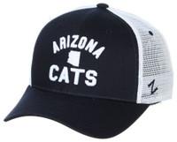 Zephyr University of Arizona Cats Juncture Wildcats Hat Baseball Cap Adjustable
