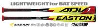 Easton Youth Baseball Bat ADV1 360 USA Approved -12 Boy 2 5/8 2-Piece YBB20ADV12