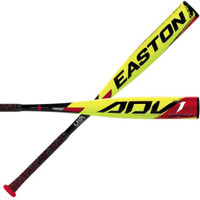 Easton Youth Baseball Bat ADV1 360 USA Approved -12 Boy 2 5/8 2-Piece YBB20ADV12