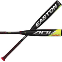 Easton Youth Baseball Bat ADV 360 USA Approved -10 Boys 2 5/8 2-Piece YBB20ADV10