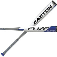 Easton Adult Senior League Baseball Bat 2020 FUZE 360 USSSA 2 3/4 (-10) SL20FZ10