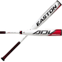 Easton Adult Senior League -10 Baseball Bat 2020 ADV 360 USSSA 2 5/8 SL20ADV108