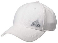 Adidas Men's Release II Stretch Fit Hat Baseball Cap Athletic Golf 5149487