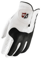 Wilson Staff Men's Conform Golfing Glove Golf Tack Teck Mesh Wear on Left Hand