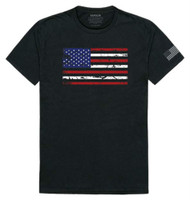 Rapid Dominance Men's USA Flag Team America Tee T-Shirt Military Americans