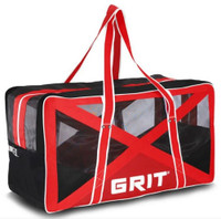 """Grit Airbox Carry Bag 32"""" Junior Size Hockey Ventilated Equipment Bag 3 Colors"""