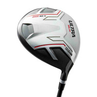 "Wilson Men's Ultra BLK Driver Golf Club 45"" Country Club 460cc Titanium Alloy RH"