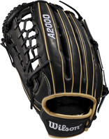 "Wilson A2000 KP92 12.5"" Outfield Baseball Glove - Left Hand Throw"