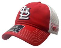 Fanatics MLB St Louis Cardinals Baseball Cap Logo Mesh Back Adjust Hat Iconic