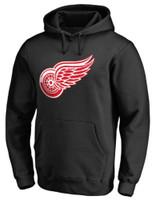 Adidas Men's Detroit Red Wings NHL National Hockey League Hoodie Sweatshirt Hood